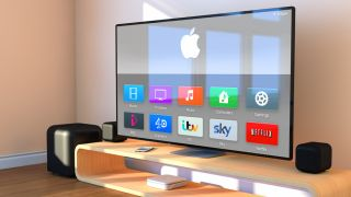 Apple TV would be a 'terrible' idea, said Steve Jobs, who also reckoned he'd 'cracked it'