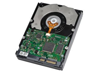 Hitachi 7200rpm 2TB drive