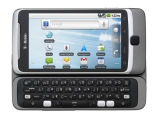 T-Mobile G2 - HTC's new Android 2.2 device