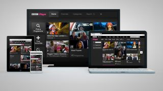 iPlayer on holiday