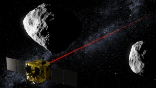 Don't be scared of an asteroid impact