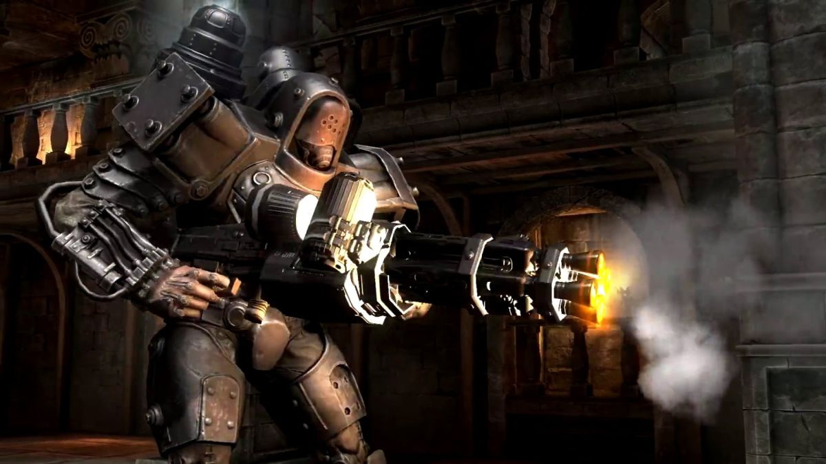 Resident Evil Final Chapter To Be Filmed On Gold Coast: Wolfenstein: The Old Blood Letters And Gold Items