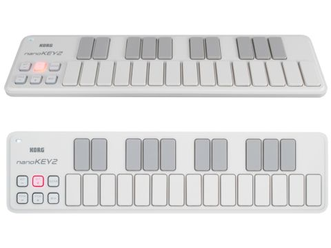 The controller is small and neat in design.
