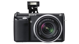 Sony NEX-F3 officially announced