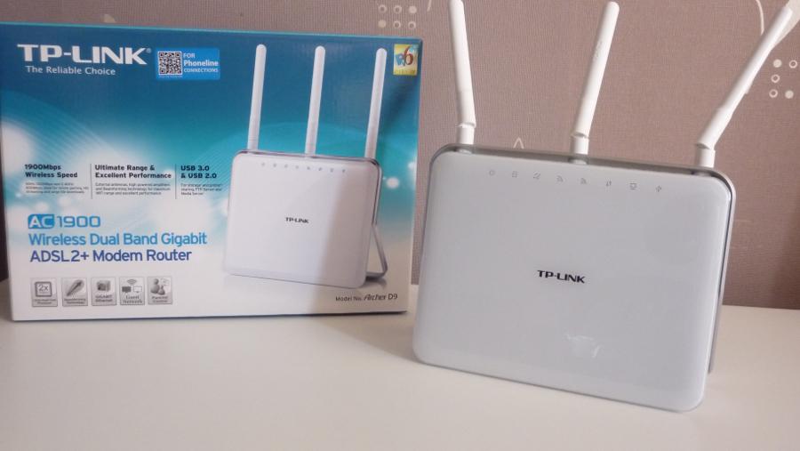 TP-Link Archer VR200 v1 Router Treiber Windows 10