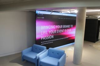 Showcase AVi 4m x 2.5m LED Screen