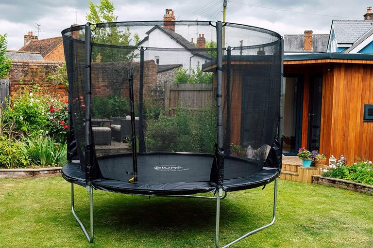 The trampoline sale at Very.co.uk means you'll save £80 on this 12ft version