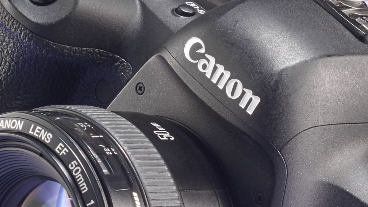 Canon has five new cameras registered online
