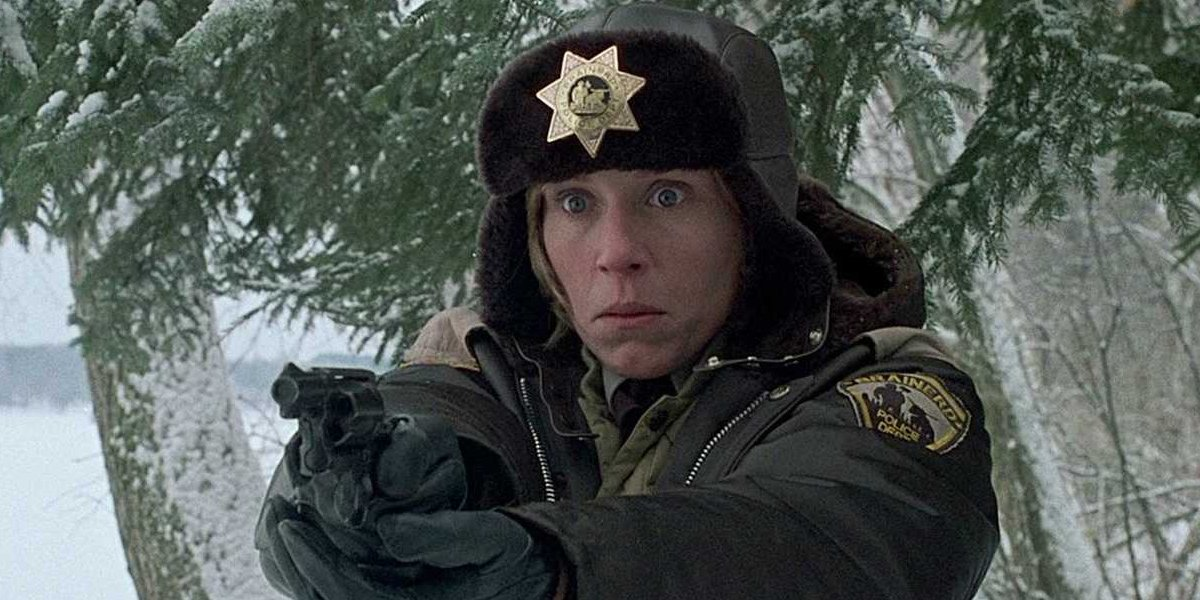 Frances McDormand in Fargo