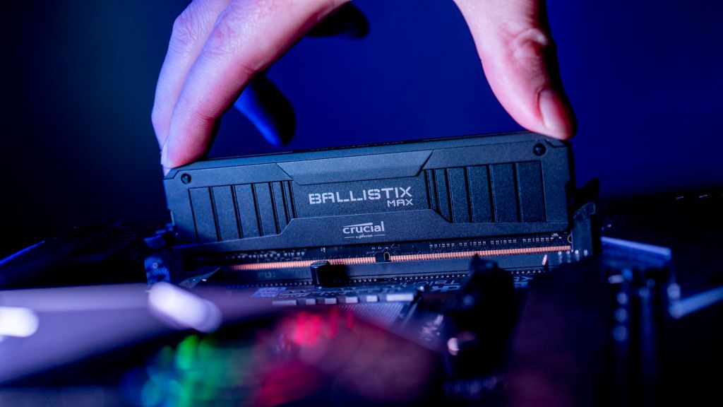 Crucial launches the fastest DDR4 memory kit on the planet