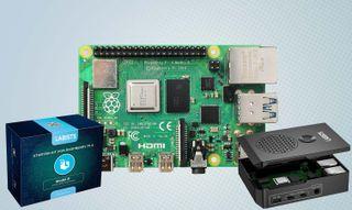 Raspberry Pi 4 Starter Kit