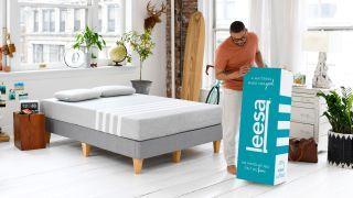 Casper vs Leesa mattress