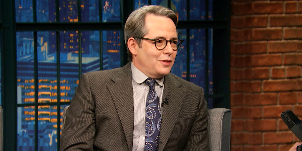 matthew broderick interview