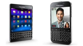AT&T BlackBerry Passport & Classic