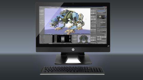 HP Z1 G2