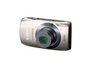 Canon IXUS 310 HS - it's a bit of a looker