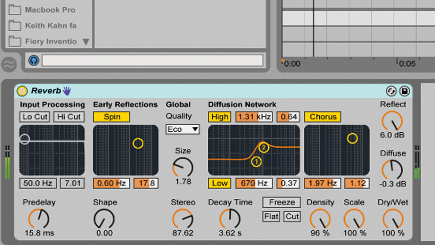 How to sidechain reverb and delay   MusicRadar