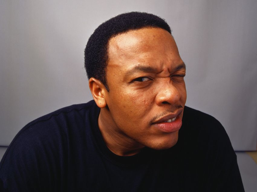 from Apollo dr dre is gay