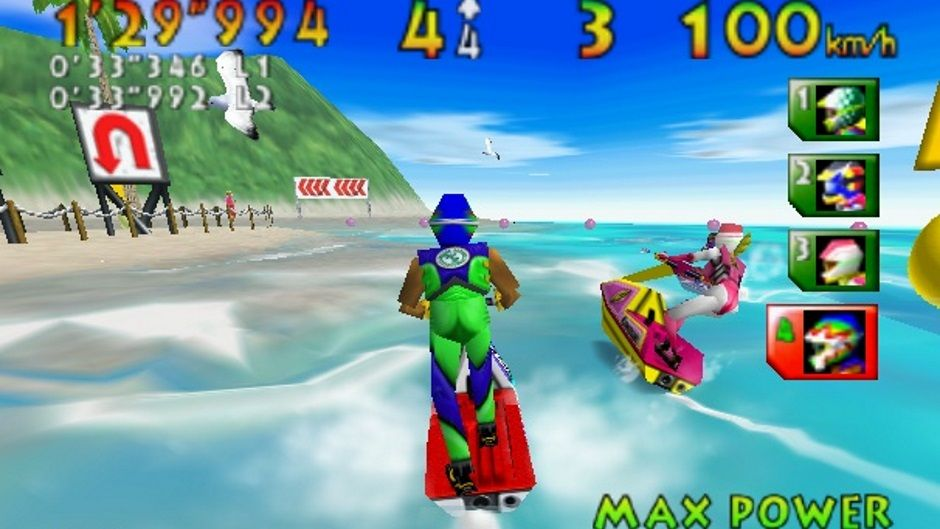 This is not a drill: Wave Race has just been trademarked by Nintendo