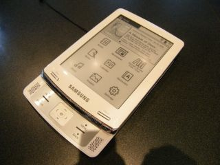 Samsung eBook reader