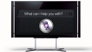 Siri TV virtual assistant