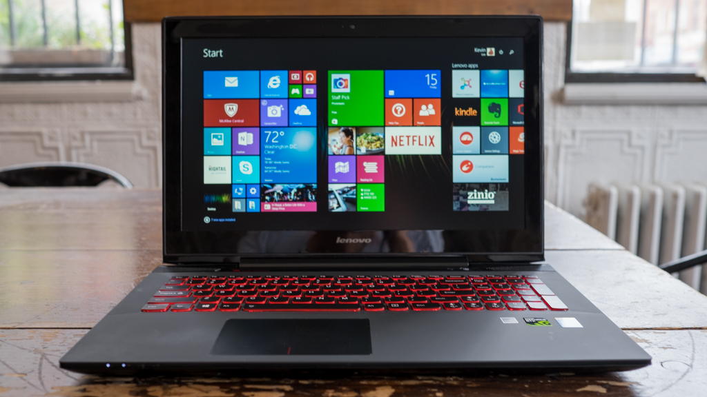 Specifications - Lenovo Y50 review | TechRadar