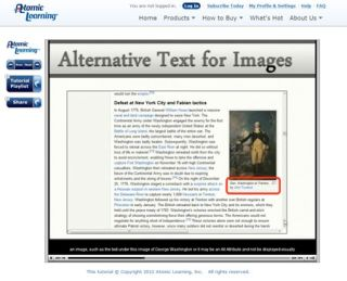 Video Tutorial: Understanding alt text on an image