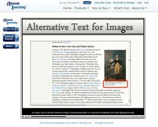 Video Tutorial: Understanding alt text on an image
