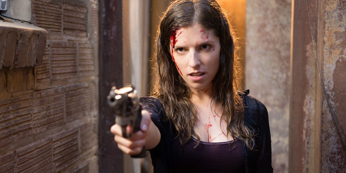 Anna Kendrick Says She'll 'Tear Your Face Off' If She Doesn't Eat As Soon As She Wakes Up