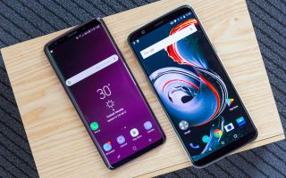 The OnePlus 5T Is Nearly as Good as the Galaxy S9 (for $200