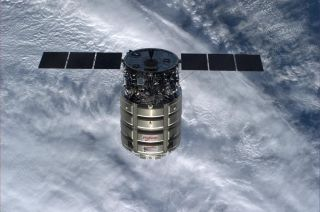 Cygnus Cargo Spacecraft
