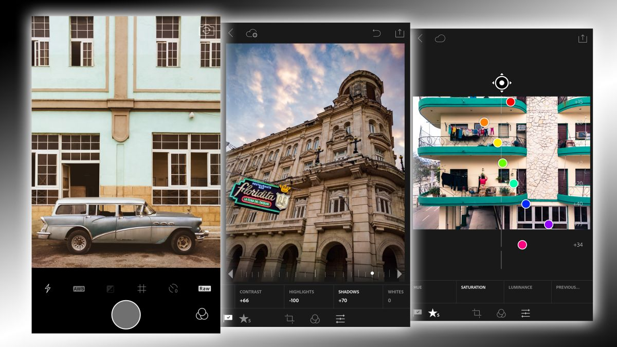 Lightroom for Android 2.0 delivers raw power to your smartphone camera