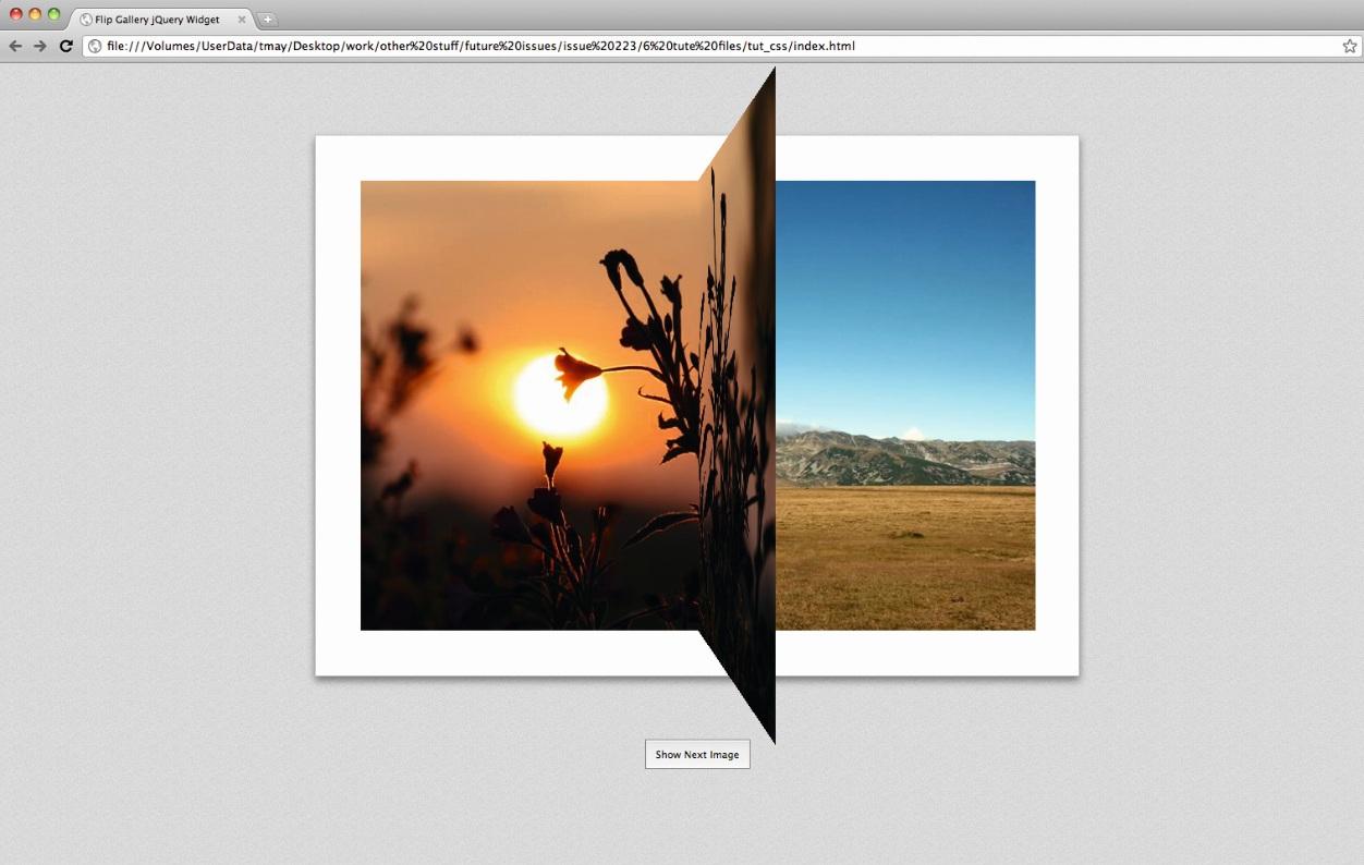 Create a page turn effect | Creative Bloq