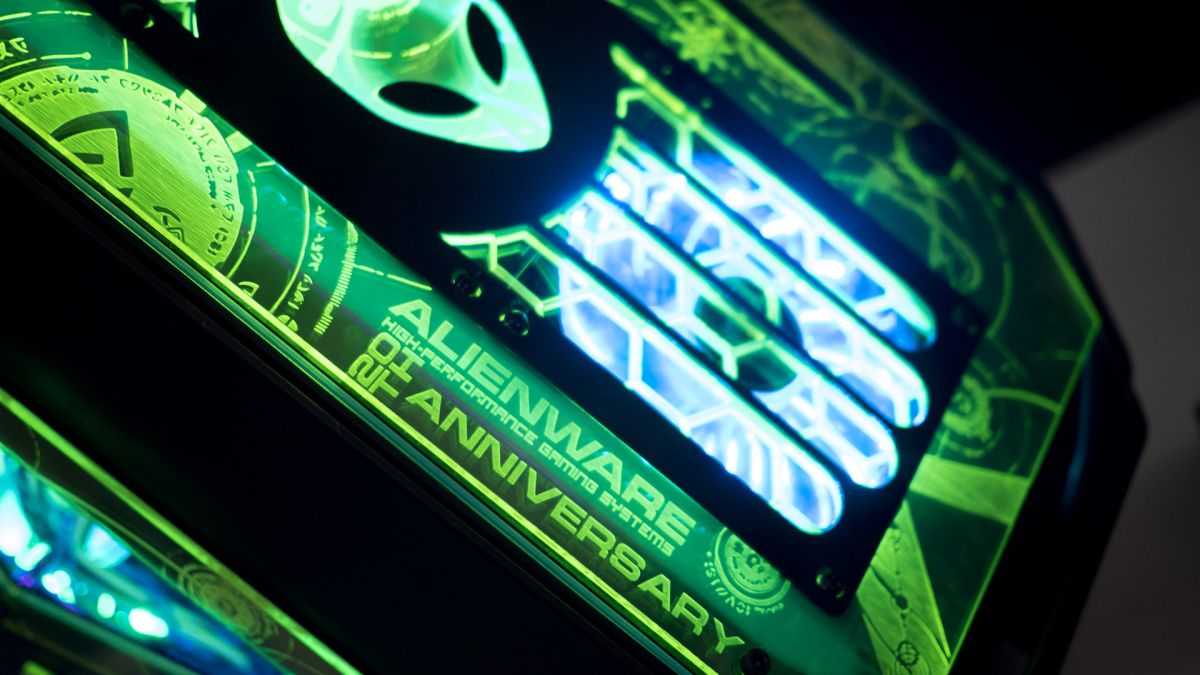 From Miami to Area 51: the 20-year history of Alienware