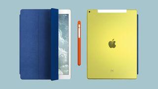 Yellow iPad Pro
