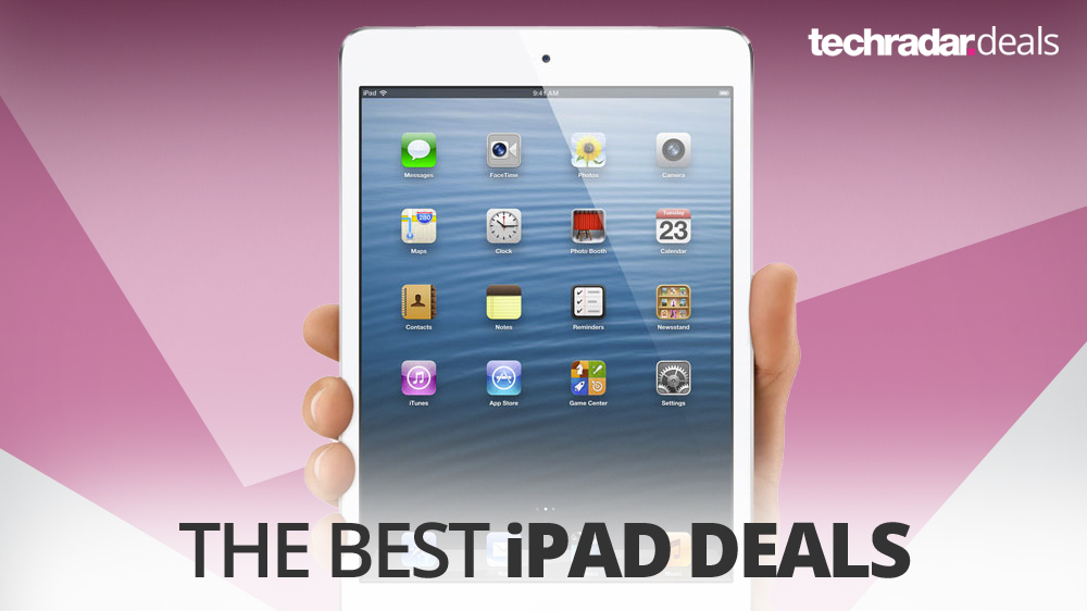 the cheapest ipad prices sales and deals in november 2018 techradar