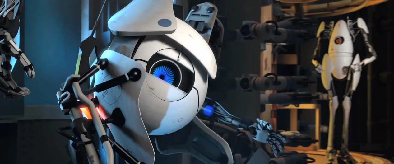 Portal 2 PAX updates: new character, new song from The