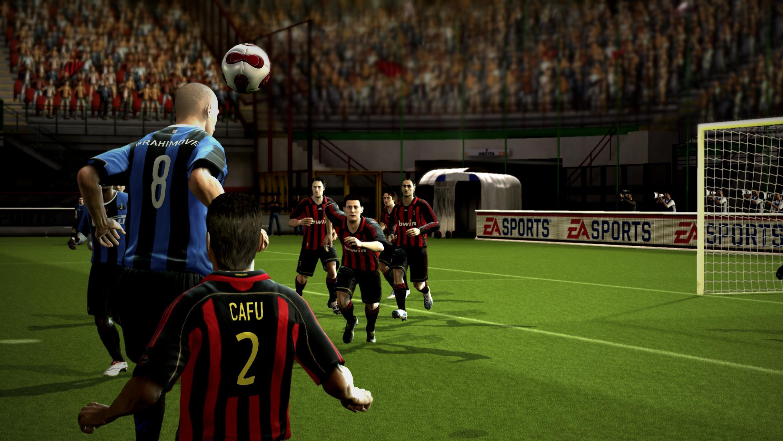 FIFA Soccer 07 review   GamesRadar+