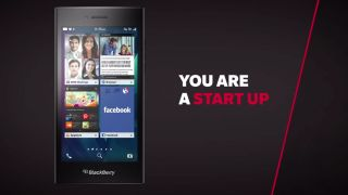 BlackBerry Leap jumps into the UK