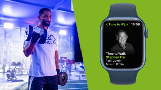 Will Smith and Stephen Fry are your new workout buddies from Fitbit and Apple