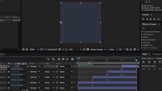 Design a branded loading animation: More keyframes
