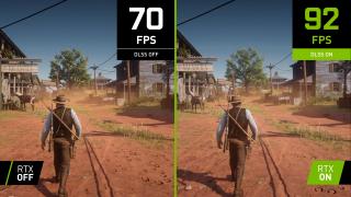 Red Dead Redemption 2 DLSS Update