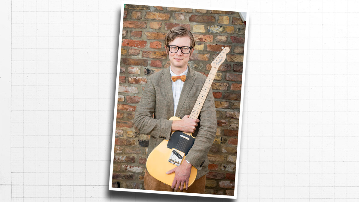 Public Service Broadcasting on looping, sampling and guitar