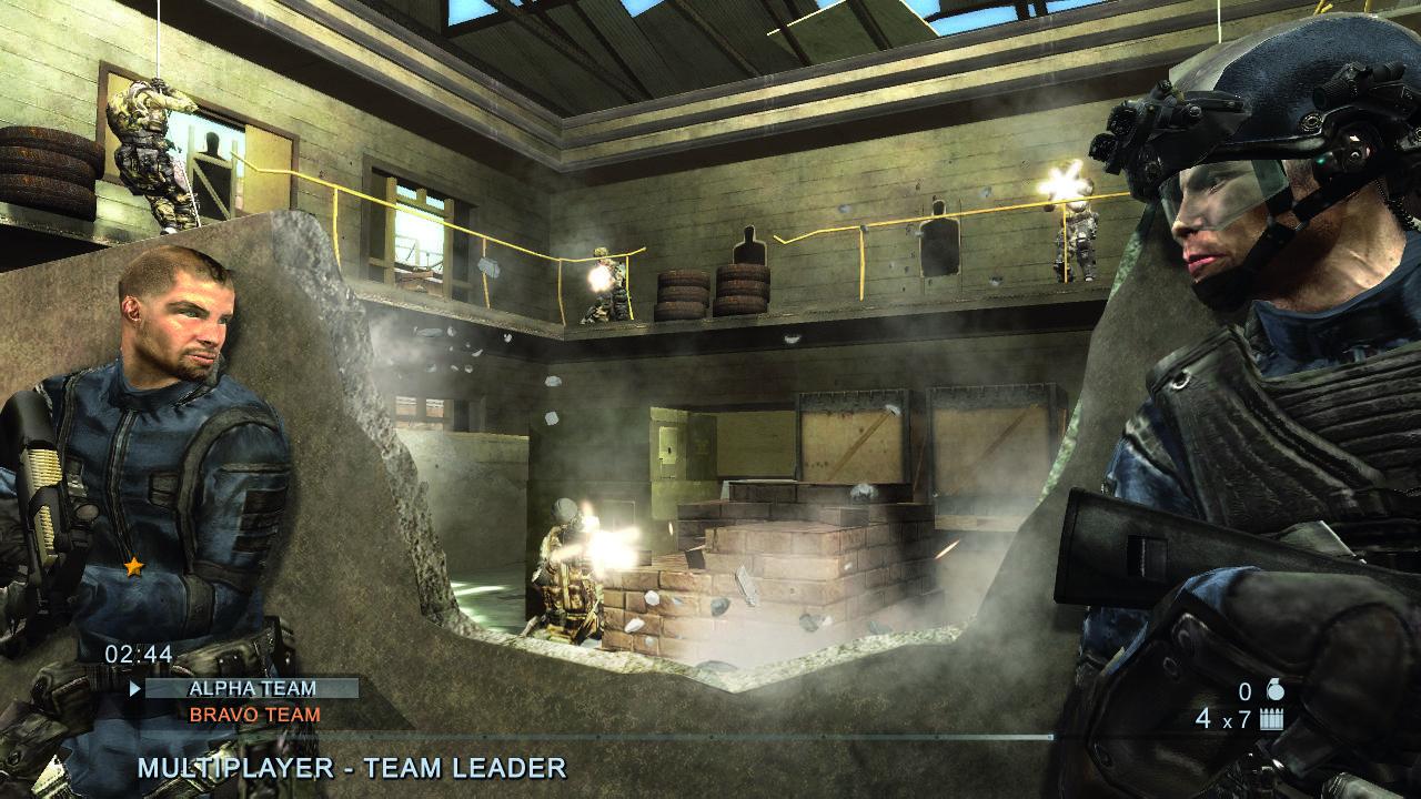 Tom Clancy's Rainbow Six Vegas 2 review | GamesRadar+