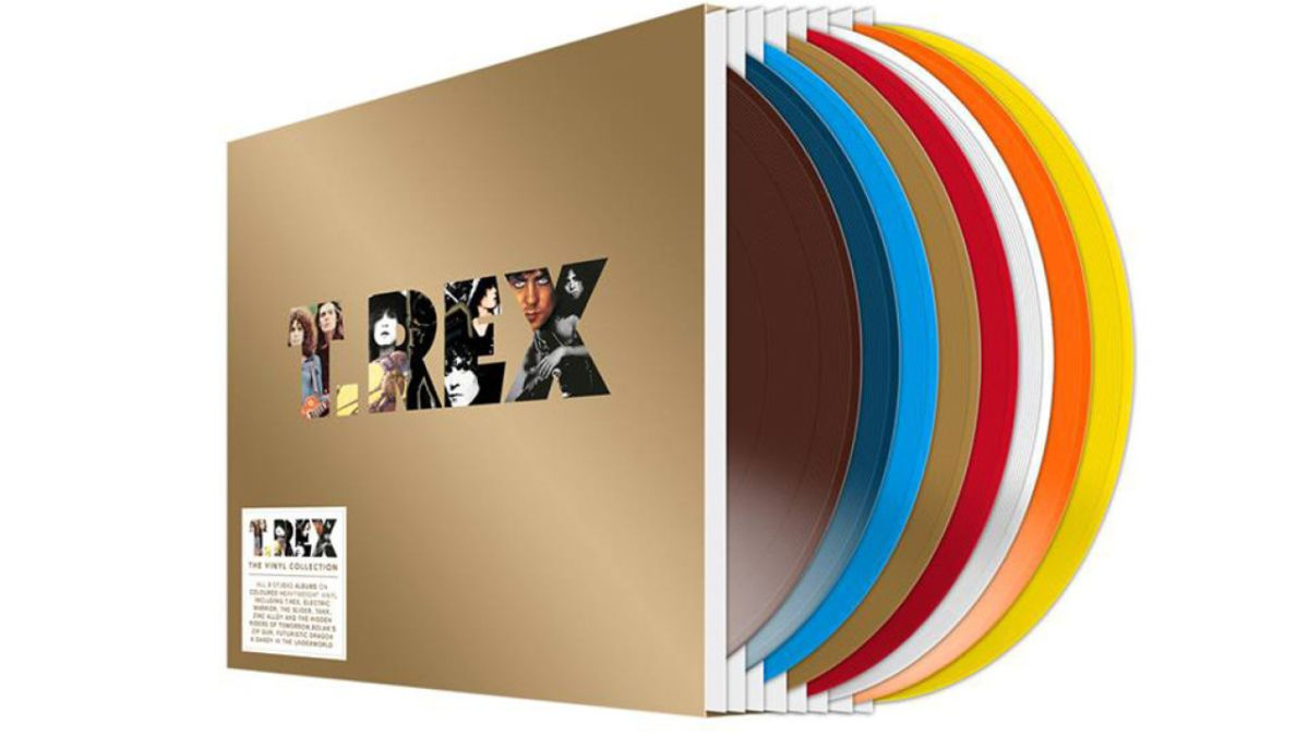 T Rex Box Set Confirmed Louder