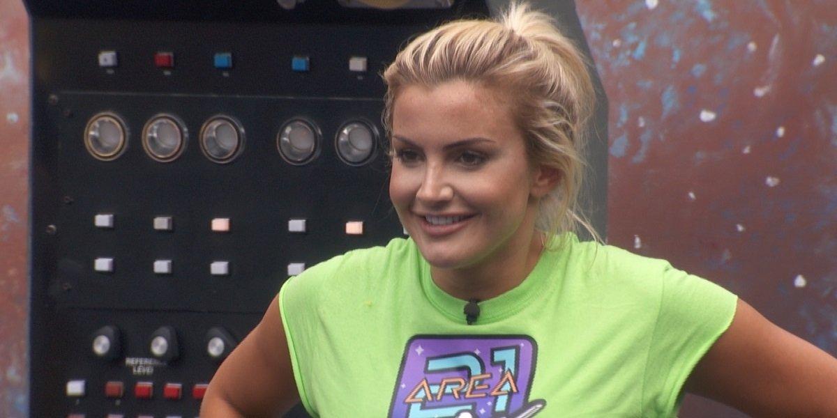Kat Big Brother 21 CBS