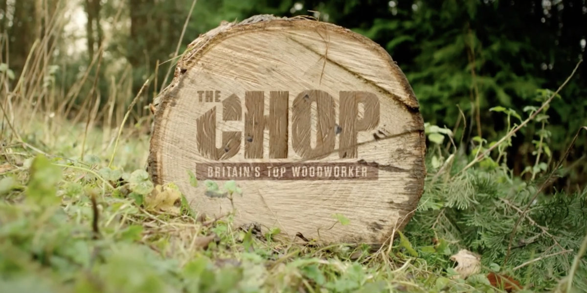 the chop britain's top woodworker sky history screenshot logo