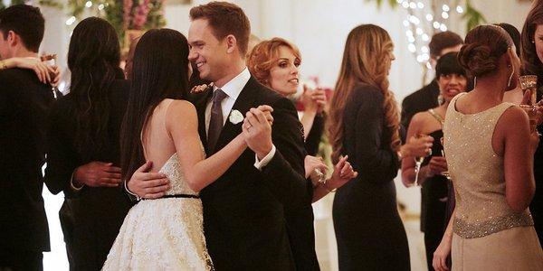suits season 7 finale mike rachel wedding