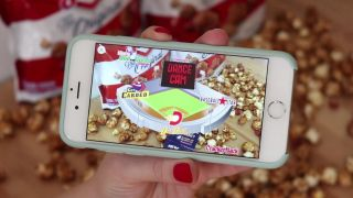 Cracker Jack augmented reality app