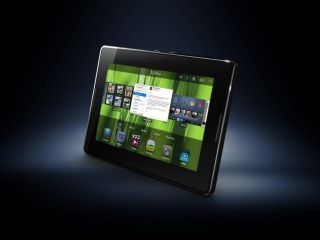 BlackBerry PlayBook - key new product
